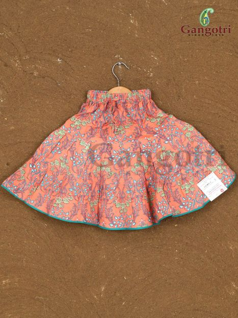 Girls Cotton Skirts '1-2 Years'