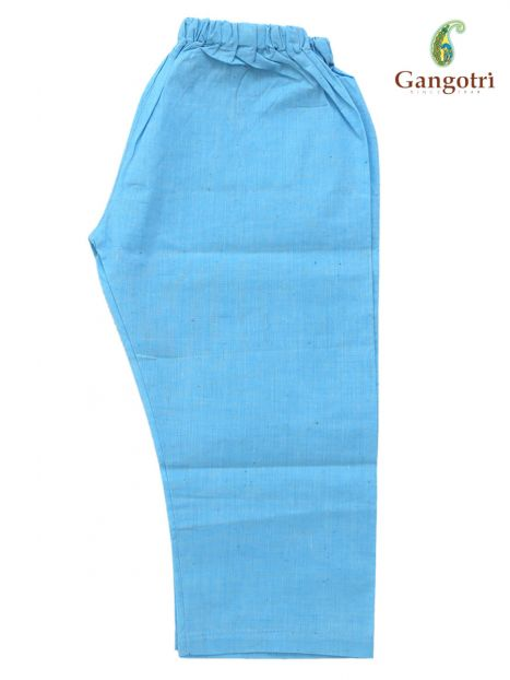 Trouser Boy '1-2 Years'-Light Blue