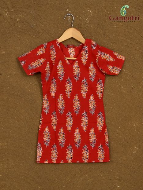 Top Cotton Printed '4-5 year'