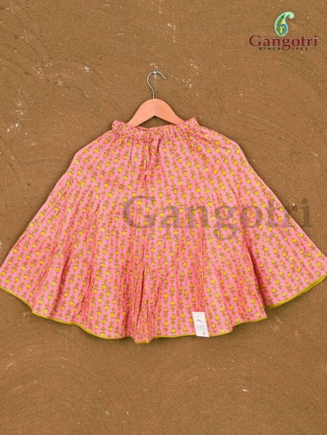 Girls Cotton Skirts '4-5 Years'