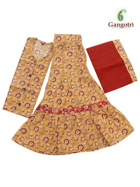 Kid Gopi Dress 5-6 Years