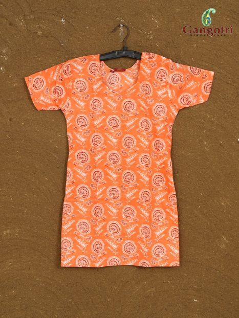 Top Cotton Printed '6-7 year'