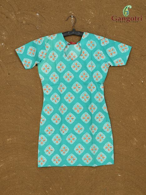 Top Cotton Printed '7-8 year'