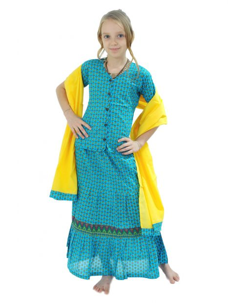 Kid Gopi Dress 6-7 Years