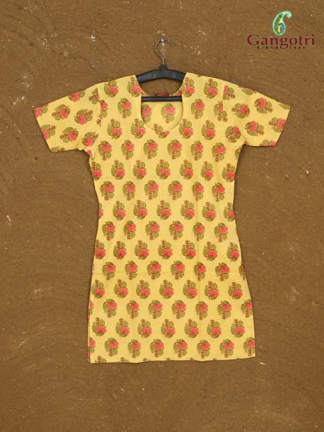 Top Cotton Printed '8-9 year'