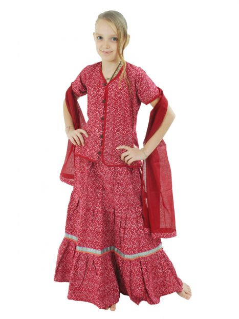 Kid Gopi Dress 7-8 Years
