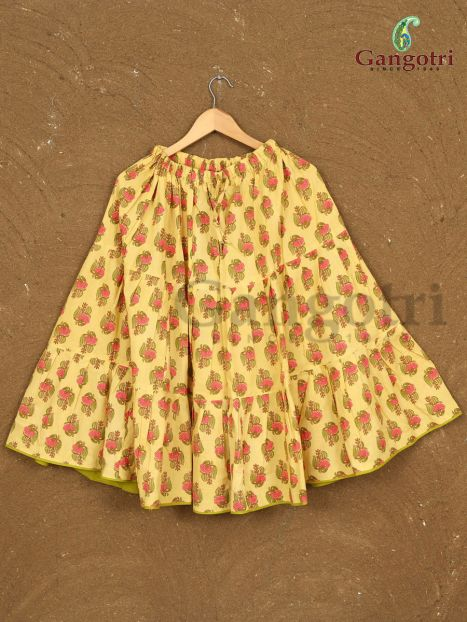 Girls Cotton Skirts '8-9 Years'