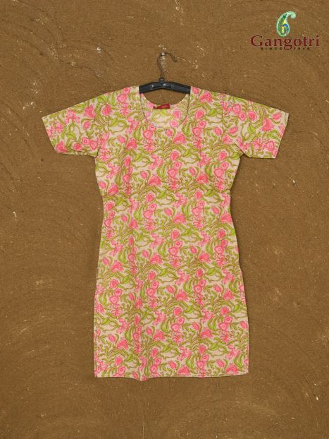 Top Cotton Printed '9-10 year'