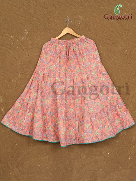 Girls Cotton Skirts '9-10 Years'