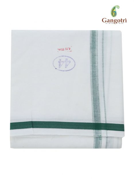 Dhoti Cotton-Green