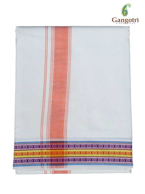 Dhoti Chadar Set Cotton