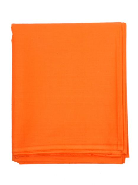 Dhoti Cotton Saffron