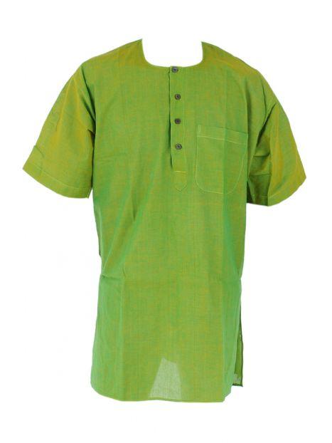 Kurta Cotton  'XL' Short Sleeves