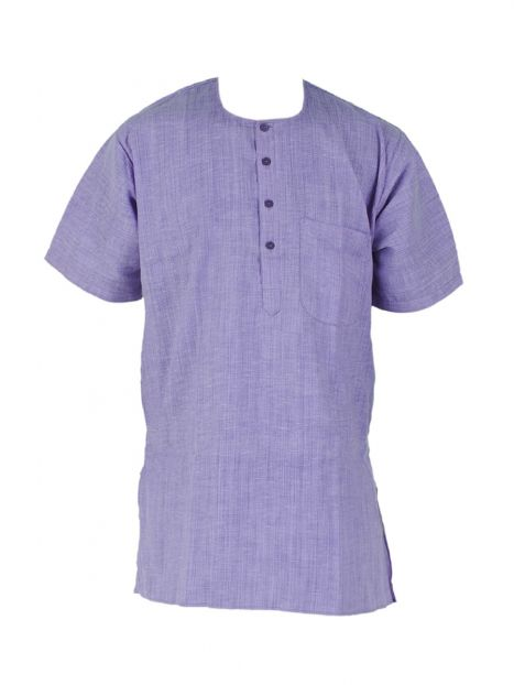 Kurta Cotton 'XXL' Short Sleeves