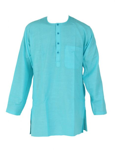 Kurta Cotton 'M' Long Sleeves
