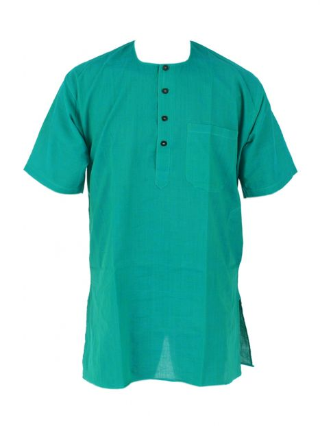Kurta Cotton  'M' Short Sleeves
