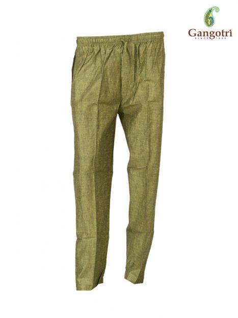 Trouser Handloom Cotton 'Size - Small'