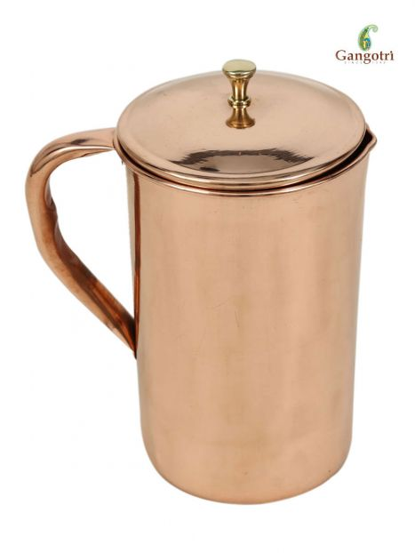 Copper Jug Plain