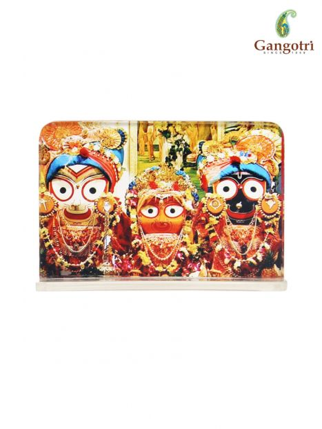 Acrylic Photo Stand 'Jagannath'