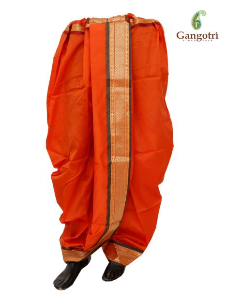 Readymade Dhoti Large Size