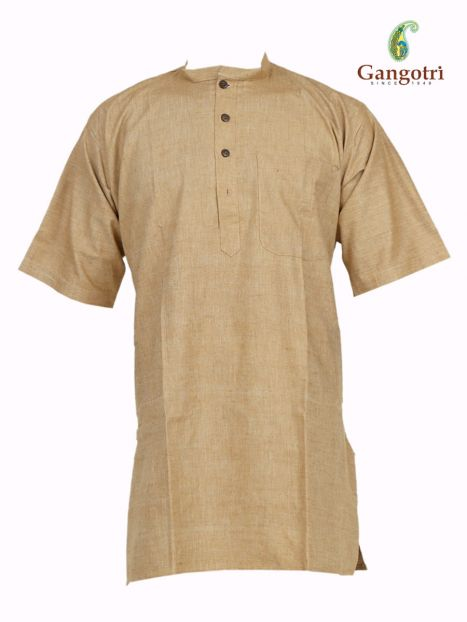 Kurta Collar 'L' Short Sleeves
