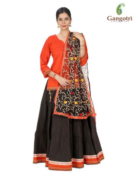 Gopi Dress Set - Large Size