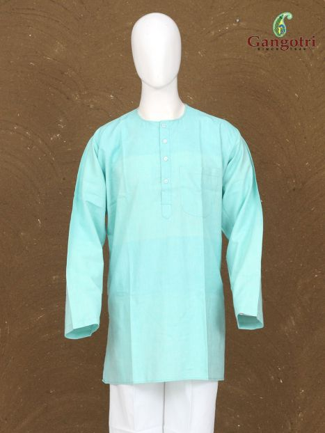 Kurta Cotton Long Sleeves 'Size - Large'