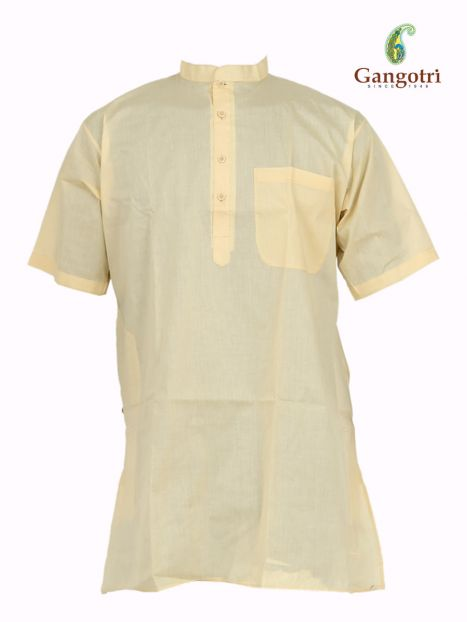Kurta Collar 'M' Short Sleeves