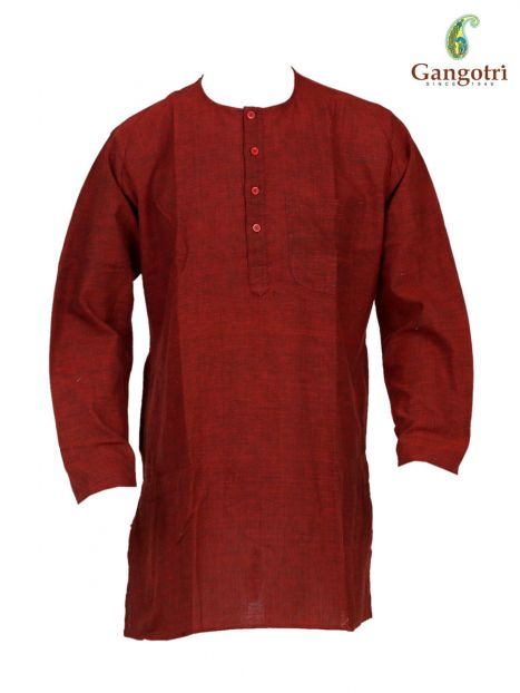 Kurta Cotton Long Sleeves 'Size – Medium'