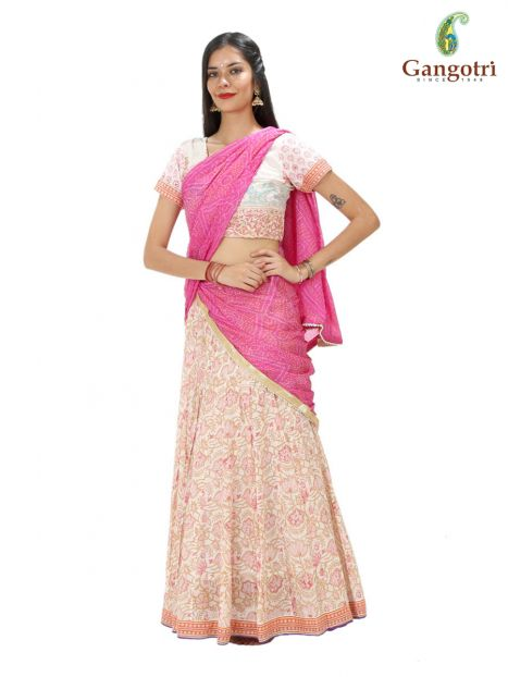 Gopi Dress Set 40 Panel - Medium Size