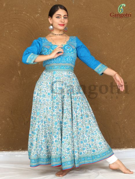 Anarkali Dress 'Medium,' Size
