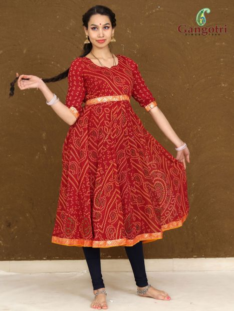 Anarkali Dress 'Medium' Size