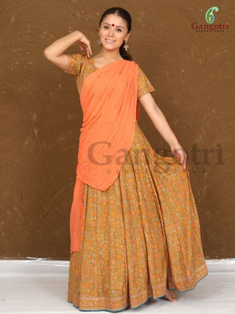 Gopi Dress Set 40 Panel- Medium Size