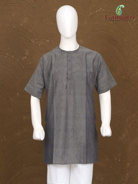 Kurta Cotton Short Sleeves 'Size – Medium'