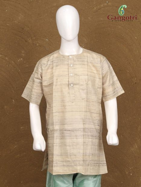 Kurta Raw Silk