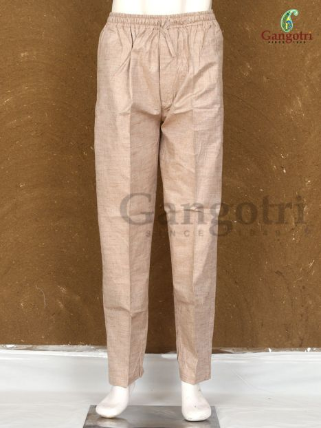 Trouser Handloom Cotton 'Size - Medium'
