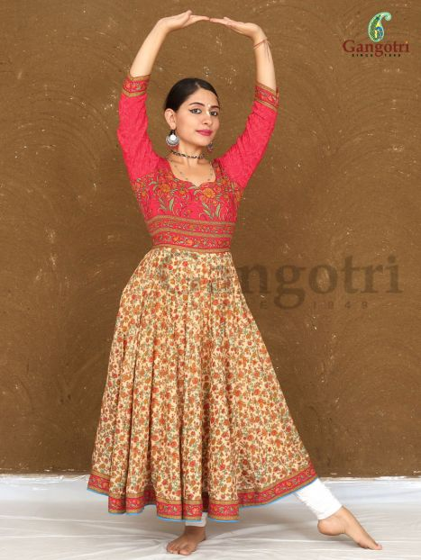 Anarkali Dress 'Small' Size