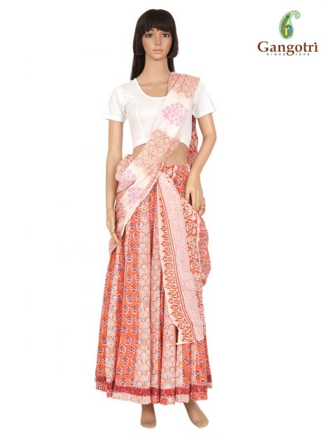 Skirt And Dupatta 'Small' Size