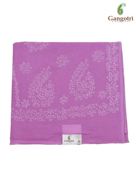 Saree Cotton Embroidery