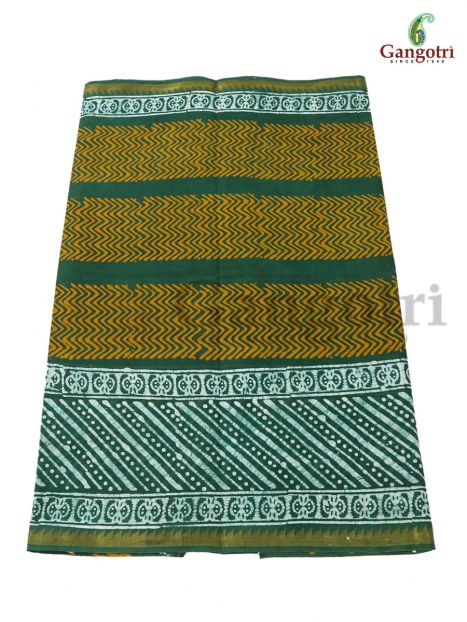 Saree Cotton Printed