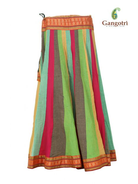 Skirt 40 Panel-Extra Large-Multi