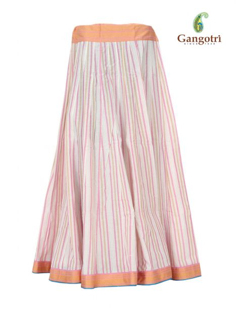 Skirt 40 Panel-Extra Large-Light pink