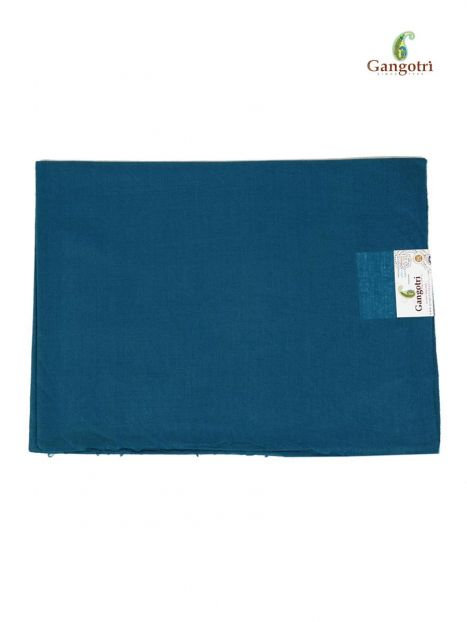 Stole Cashmere Wool -Royal Blue