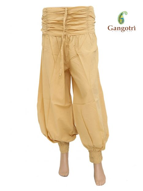 Trouser Mori Elastic Cotton