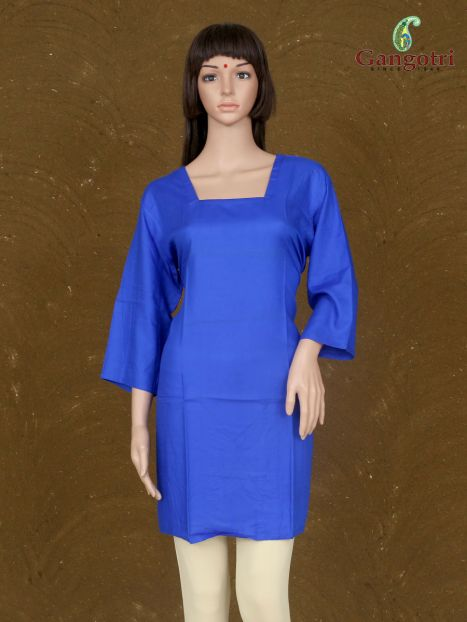 Top Plain Rayon 'Extra Large Size'