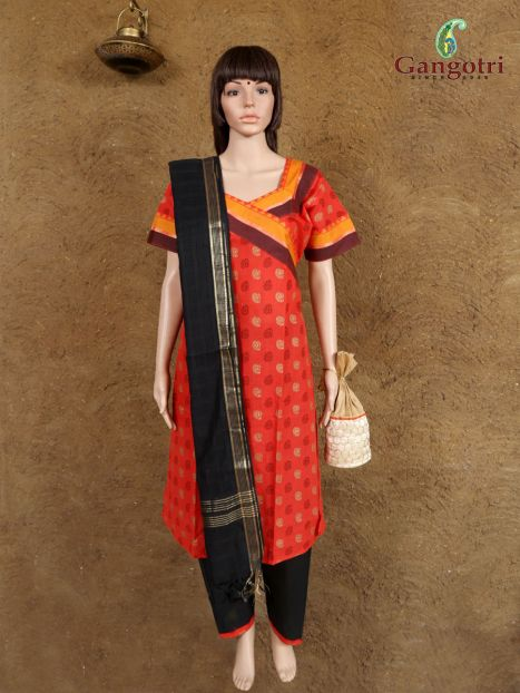 Punjabi Suit South Cotton 'Size - Extra Large'