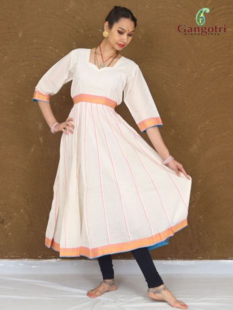 Anarkali Dress 'Extra Large' Size