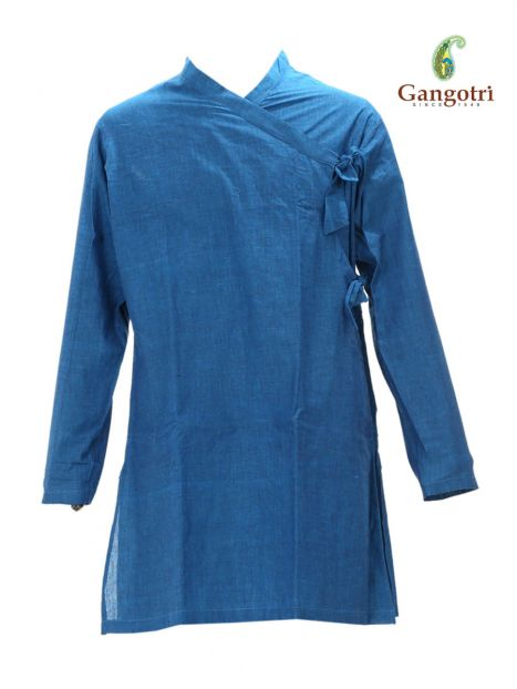 Bagal Bandi Double Extra Large Size -Royal Blue