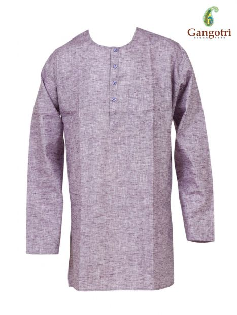 Kurta Cotton Long Sleeves 'Size - Double Extra Large'