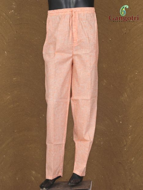 Trouser Handloom Cotton 'Size - Double Extra Large'